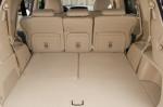 Subaru Tribeca - багажник кроссовера