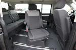 Volkswagen Multivan - поворытные сиденья в салоне