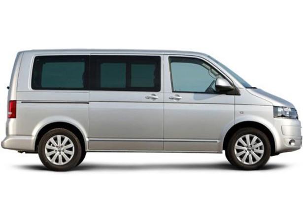 Volkswagen Multivan - вид сбоку