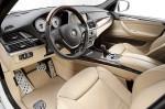 BMW X5 - водительское место