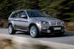 BMW X5 в движении