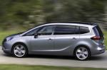 Новый Opel Zafira Tourer