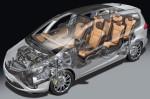 Opel Zafira Tourer - 7 мест в салоне минивэна
