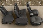 Opel Zafira Tourer - складывание сидений в салоне 7-местного минивэна