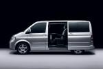 VW Caravelle - вид сбоку