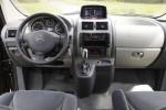 Citroen Jumpy Multispace - руль и водительское место