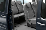 Citroen Jumpy Multispace - в салоне автомобиля