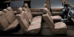 8 мест в салоне Toyota Sequoia