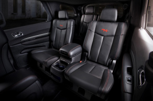 Dodge Durango - второй и третий ряд сидений